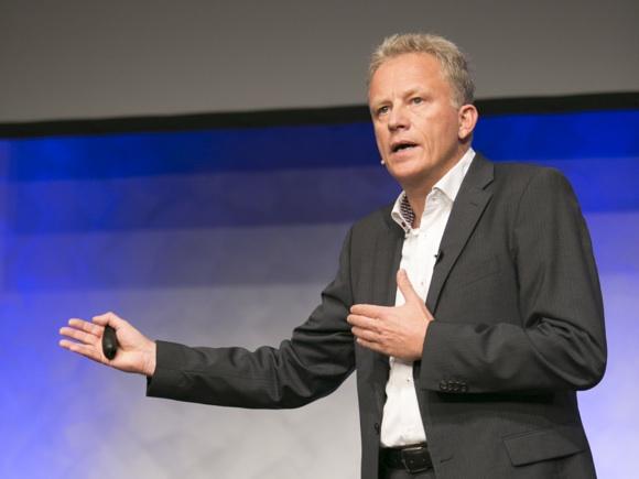 Keynote-Speaker Holger Lietz - High Performance in Action