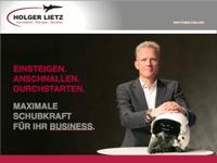 Keynote Speaker-Profil Holger Lietz