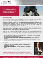 Keynote Speaker Holger Lietz: Keynote-Abstract 'FLY OR GOODBYE'