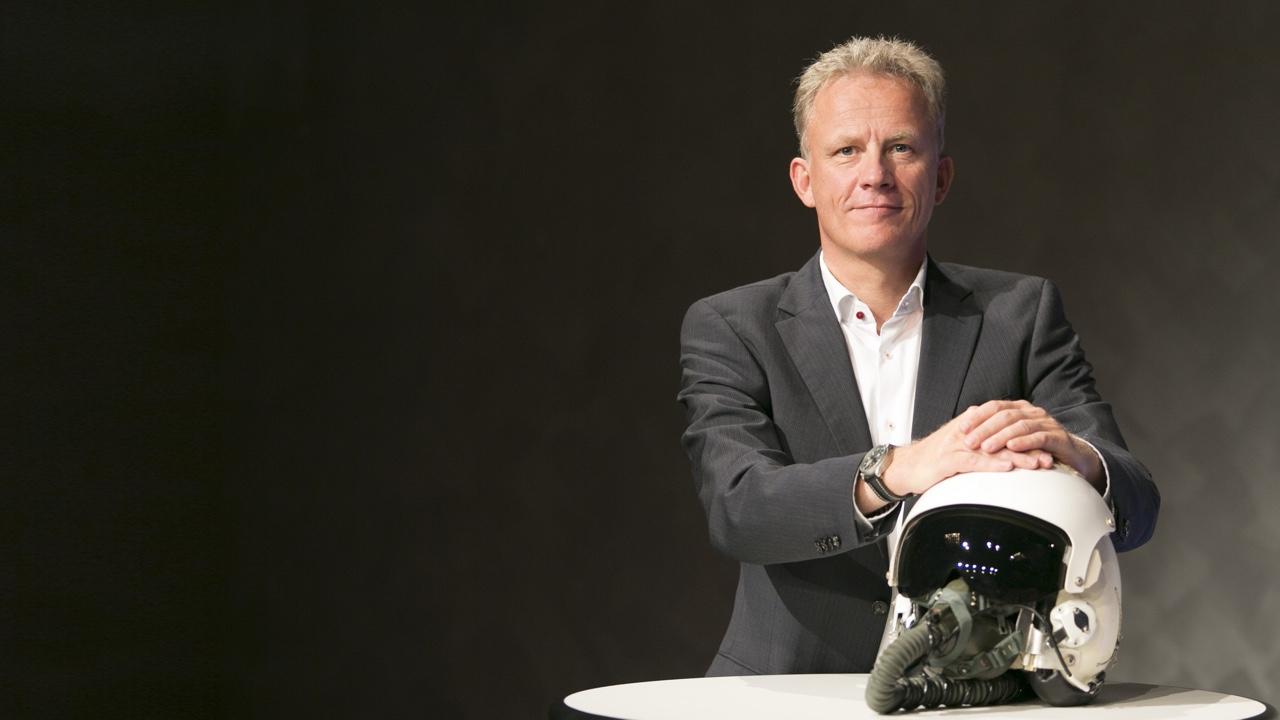 Keynote Speaker Holger-Lietz: Pilot & Kampfpilot