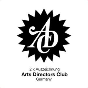 Holger Lietz - 2 x ausgezeichnet vom Arts Directors Club Germany