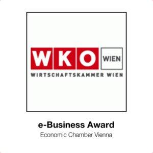 Holger Lietz - ausgezeichnet mit dem WKO eBusiness Award
