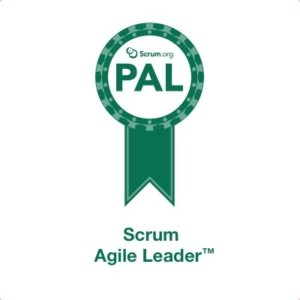 Holger Lietz - Scrum Agile Leader (PAL), Scrum.org